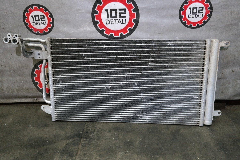 Радиатор кондиционера Skoda Fabia 2 / Rapid