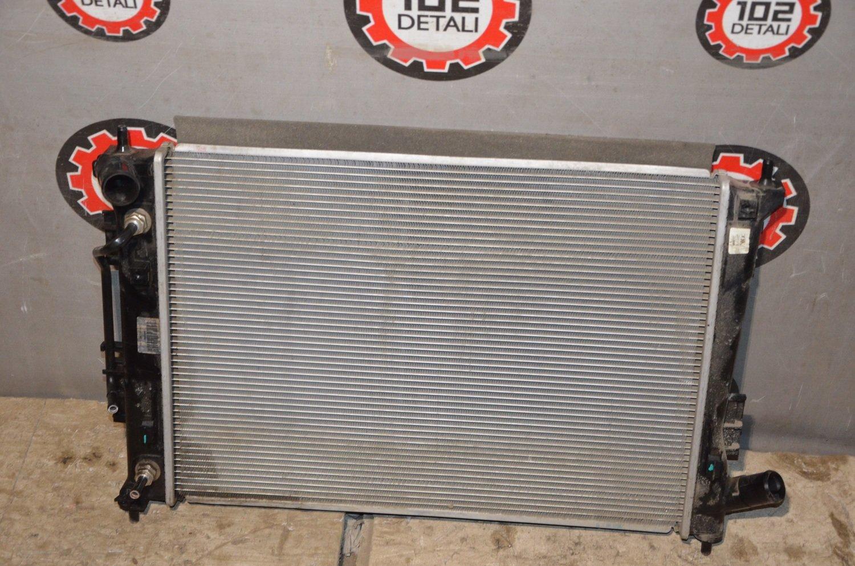 Радиатор охлаждения ДВС Hyundai Creta АКПП
