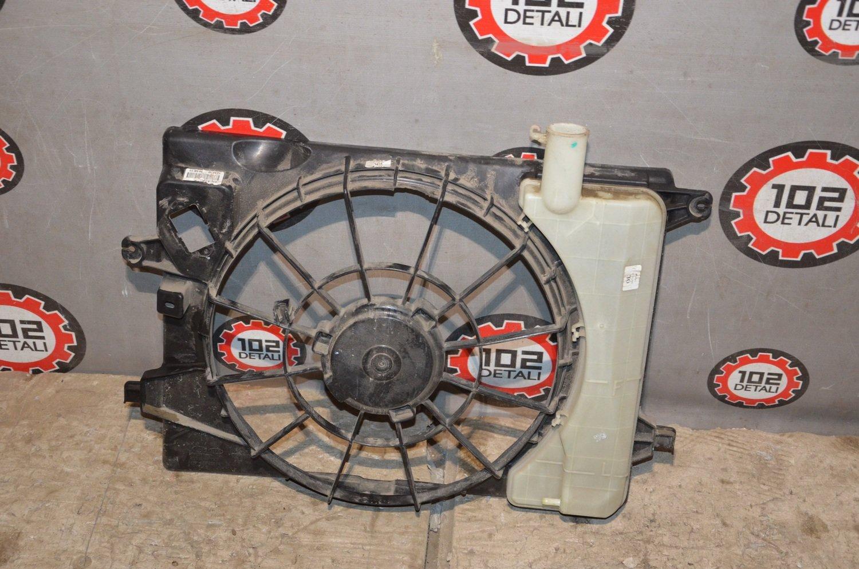 Диффузор вентилятора Hyundai Creta