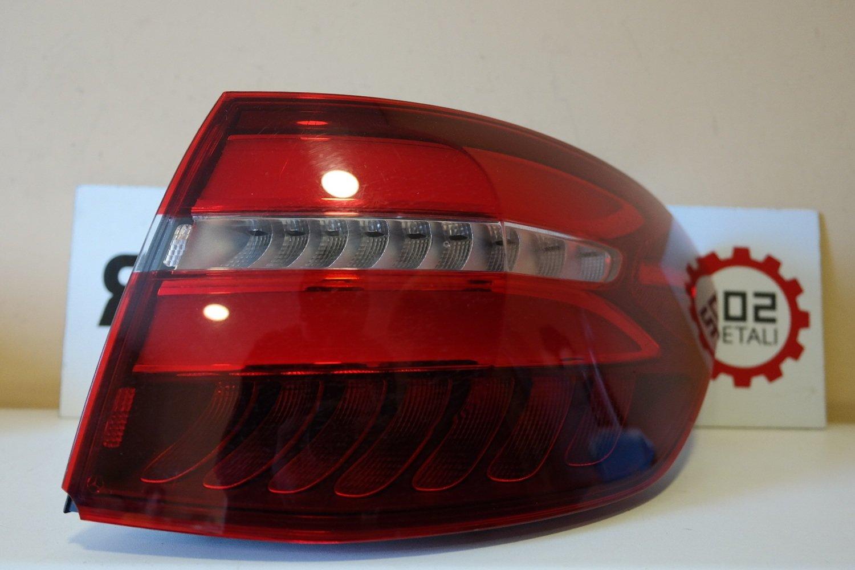 Фонарь наружный правый Mercedes Benz GLC X253 LED