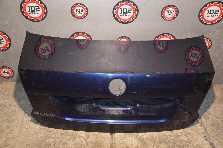 Крышка багажника Volkswagen Polo Седан