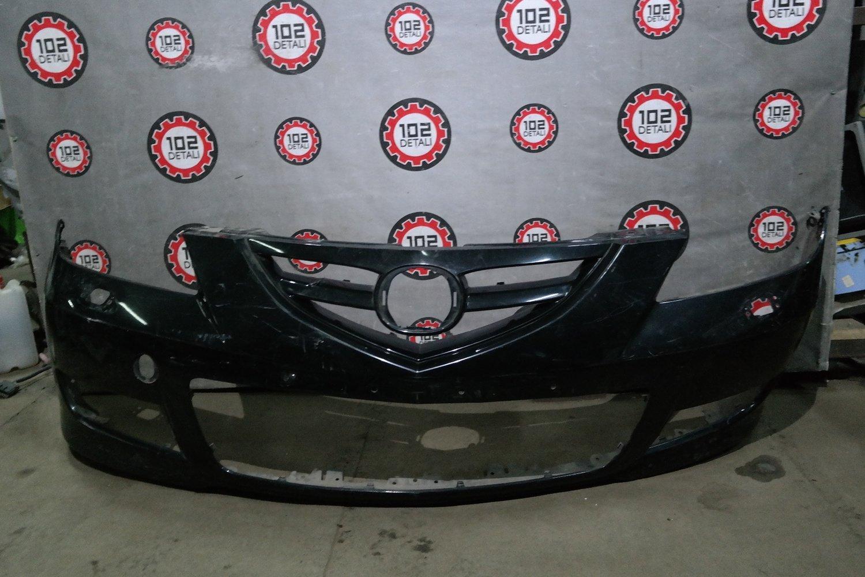 Бампер передний Mazda 3 (BK) MPS