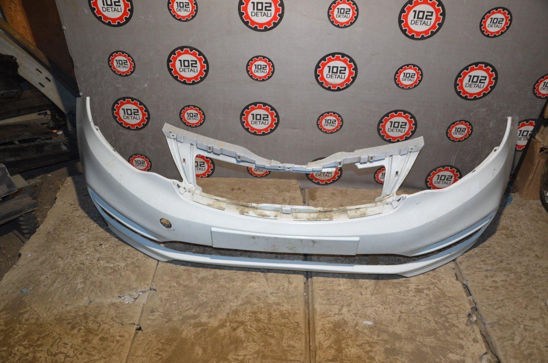 Бампер передний Kia Rio 3 Рестайлинг