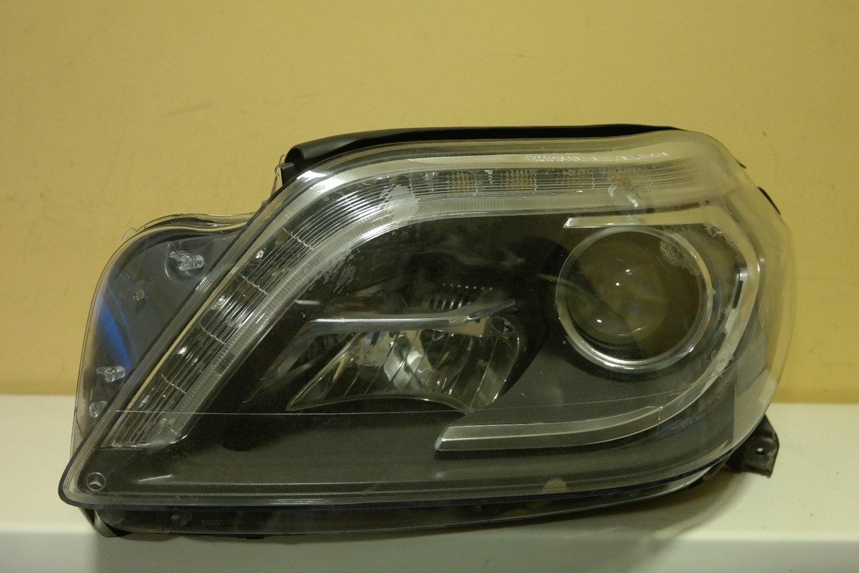 Фара левая Mercedes Benz GL/GLS X166 Xenon + LED