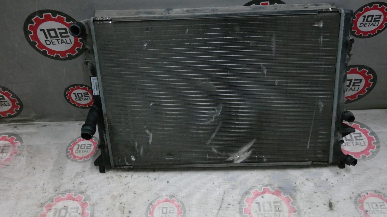 Радиатор основной Skoda Octavia A5 (1Z-)  (2004-2013)