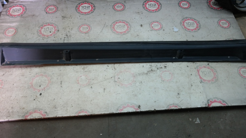 Накладка на порог правая  Mitsubishi Outlander (GF) 2012>