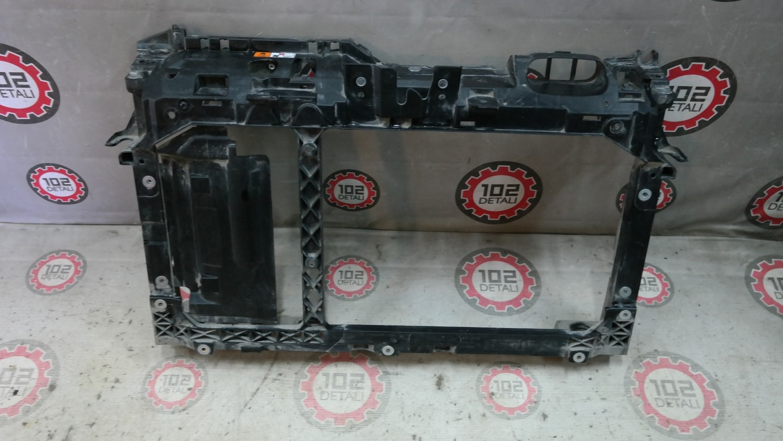 Панель передняя для Ford Fiesta 2008>