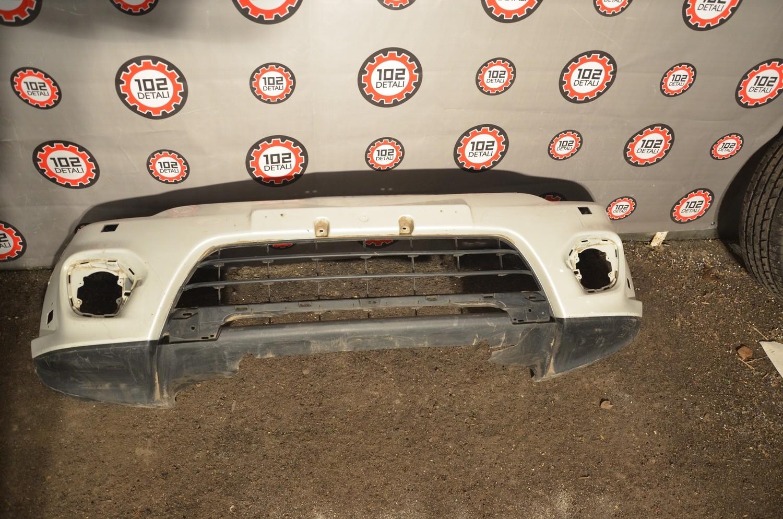 Бампер Mitsubishi Pajero / Montero Sport 2 рест