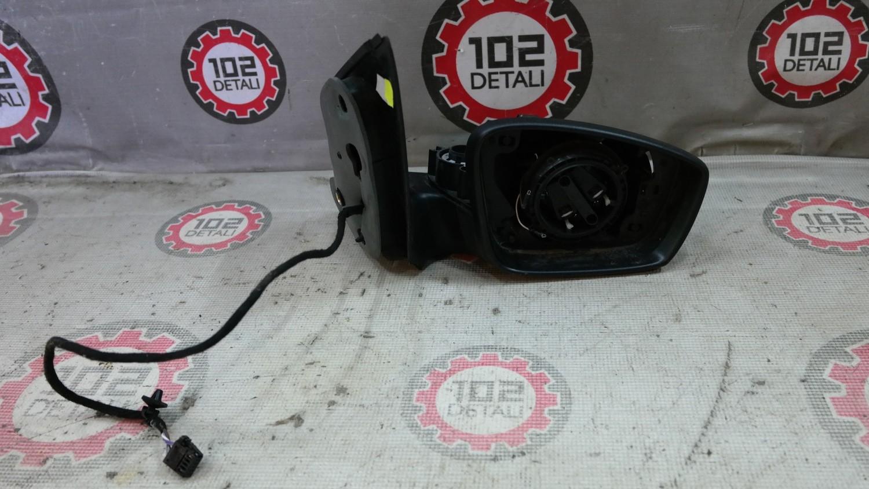 Зеркало правое электрическое Volkswagen Polo (Sed RUS) 2011>