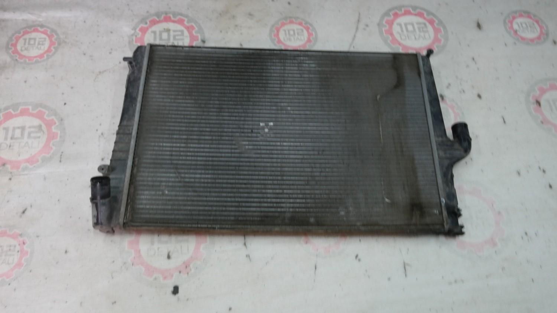 Радиатор основной Renault  Duster 2012>;Almera (G15) 2013>