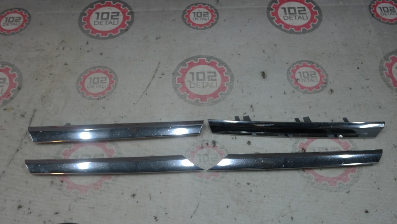 Накладка решетки радиатора для Mercedes-Benz X166 GL-class