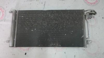 Радиатор кондиционера (конденсер) Volkswagen Polo (Sed RUS) 2011>