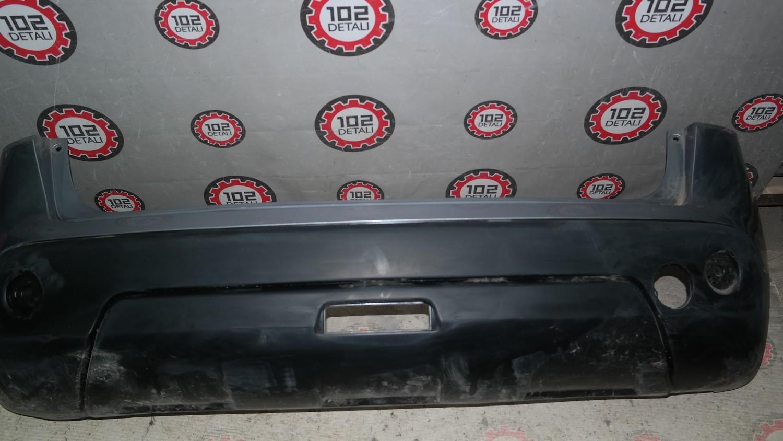 Бампер задний Nissan Qashqai J10 (2006-2014)