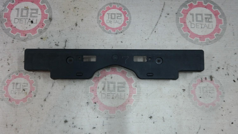 Накладка переднего бампера под номер Toyota LAND CRUISER (200) (2008>)