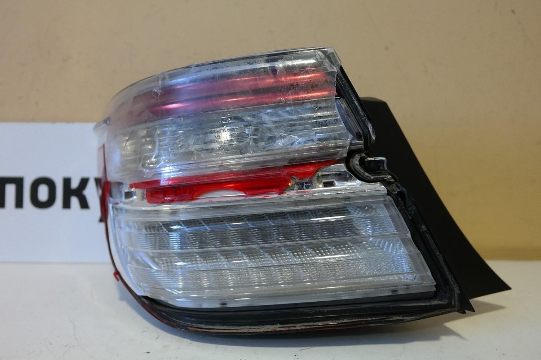 Фонарь наружный левый Toyota Camry V50 / V55