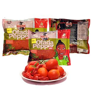 OmoAlata Ofada peppermix
