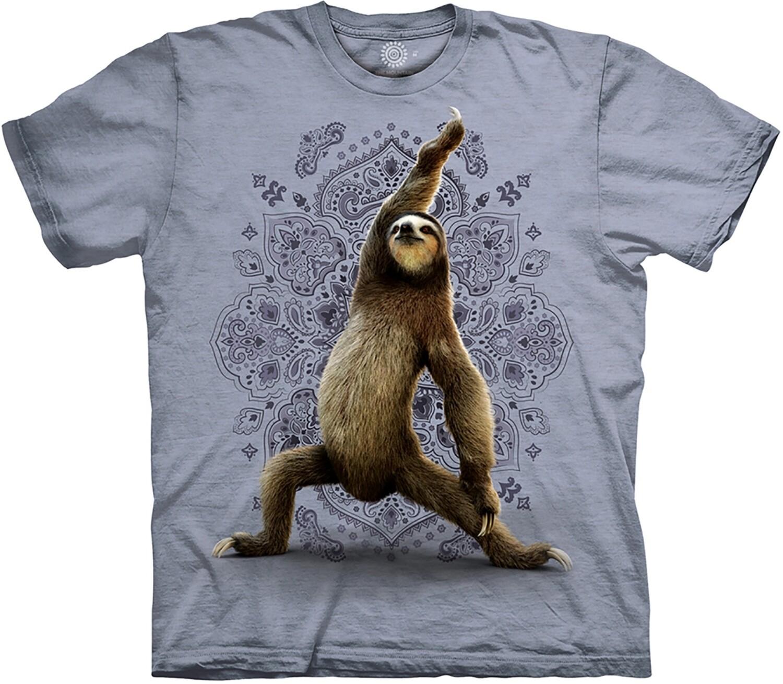 T-shirt Warrior Sloth