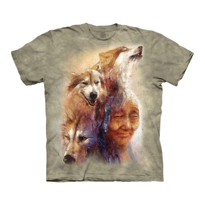 T-Shirt Medicine Woman Native