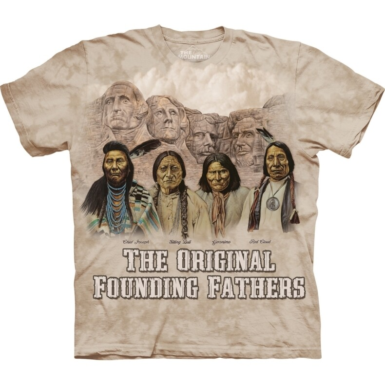 T-Shirt The Originals Native Indian
