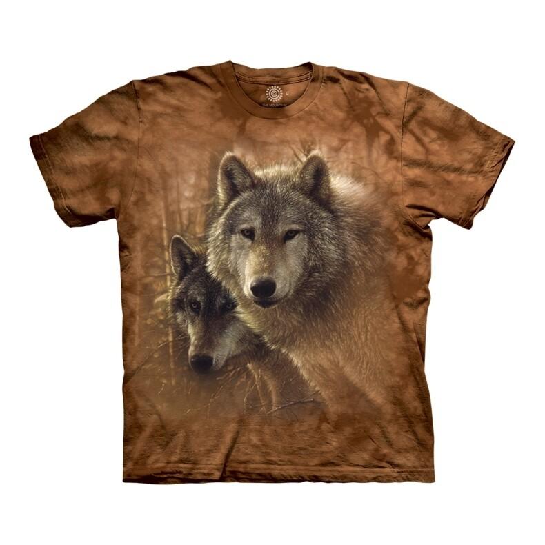T-Shirt Woodland Wolves