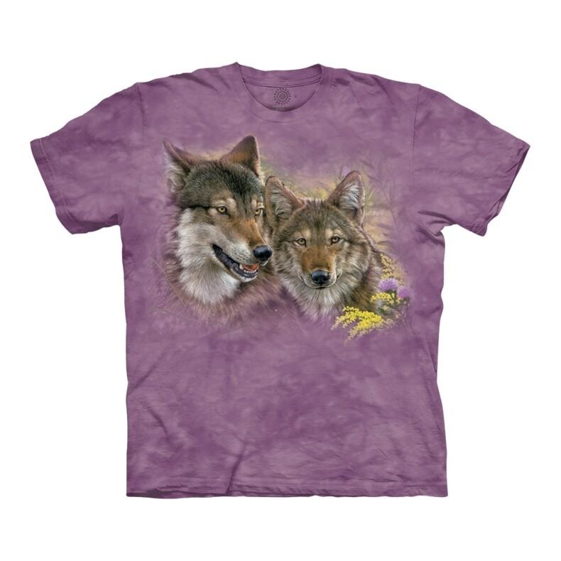 T-Shirt Spring Wolves