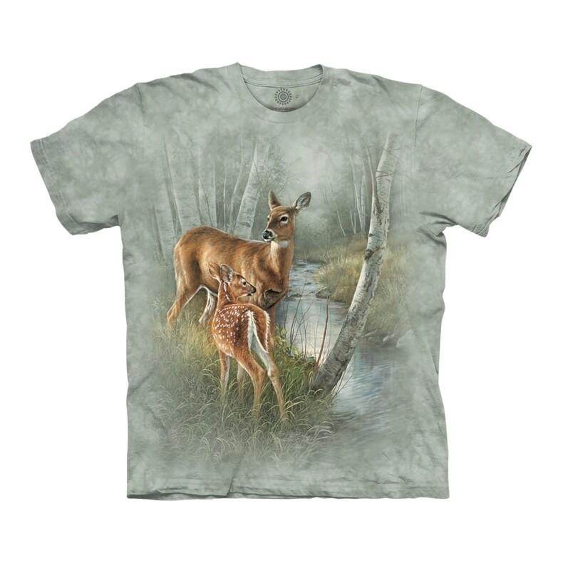 T-Shirt Birch Creek Whitetail