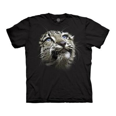T-Shirt Snow Leopard Cub