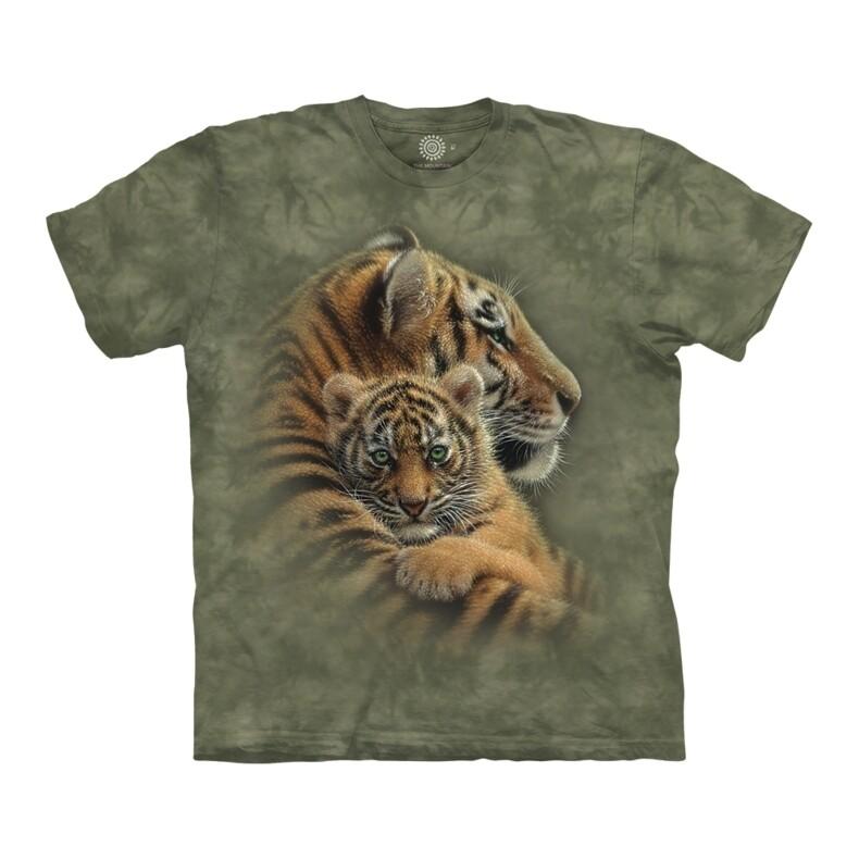 T-Shirt Cherished Tigers