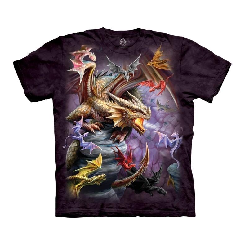 T-Shirt Dragon Clan