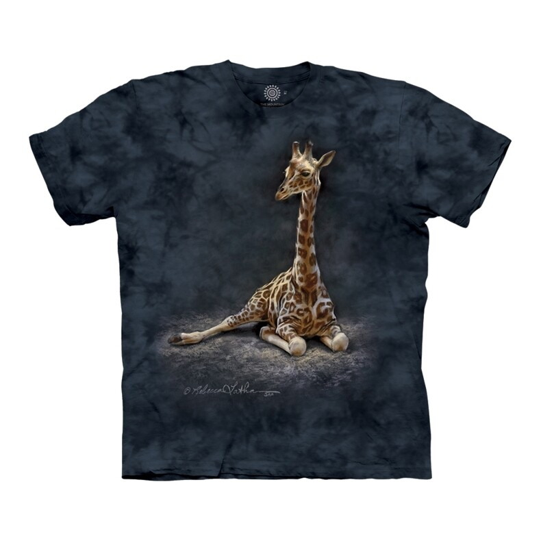 T-Shirt Giraffe Calf
