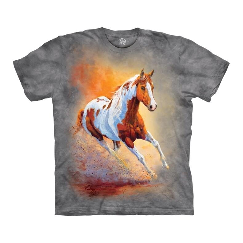 T-Shirt Sunset Gallop
