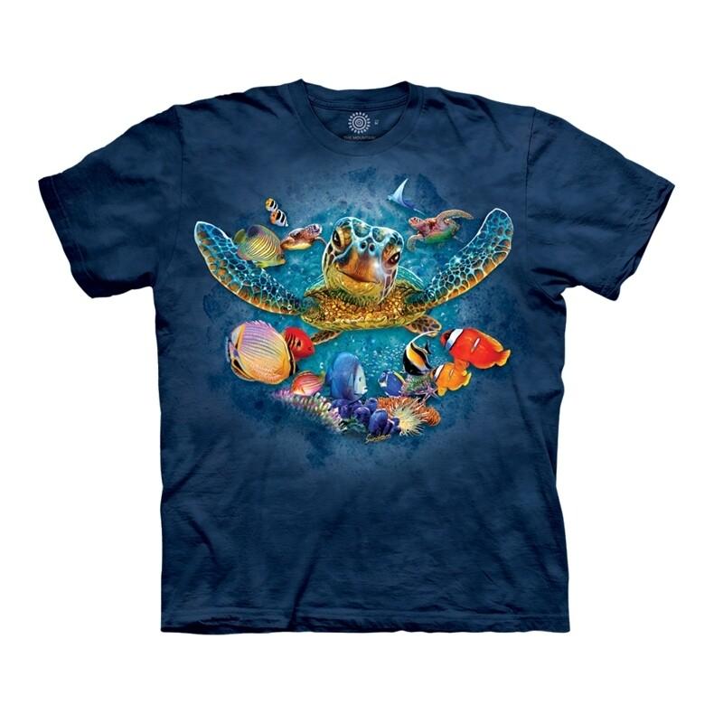 T-Shirt Tiny Bubbles