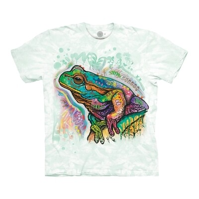 T-Shirt Russo Psychadelic Frog