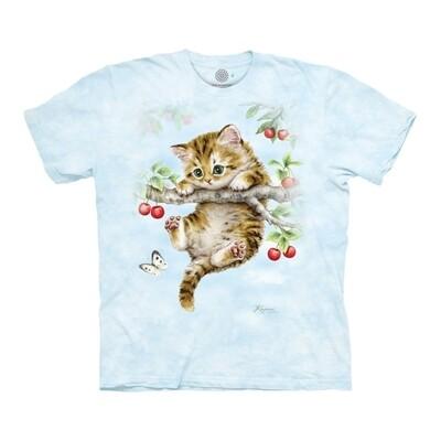 T-Shirt Cherry Kitten