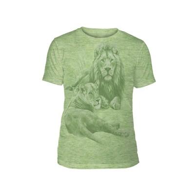 T-Shirt Monotone Lions