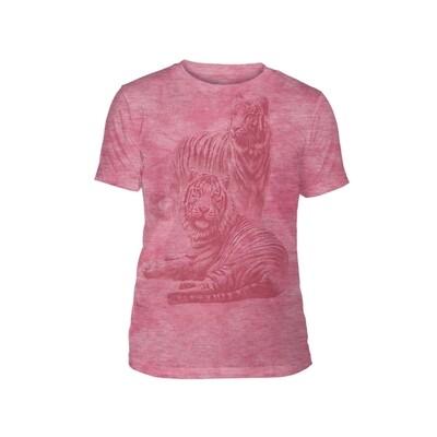 T-Shirt Monotone Tigers