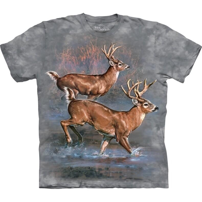 T-Shirt Whitetail
