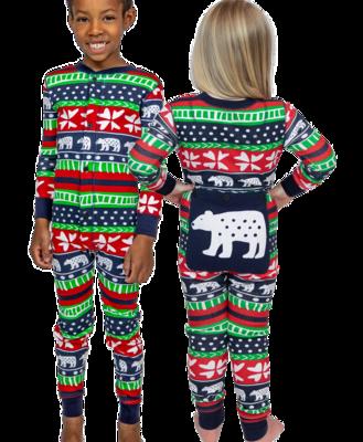 Sweater Bear Kids Flapjack