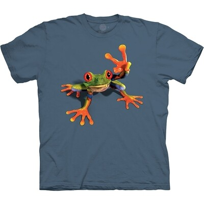 T-Shirt Victory Frog