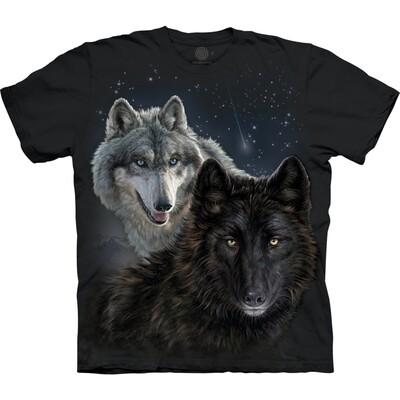 T-Shirt Star Wolves