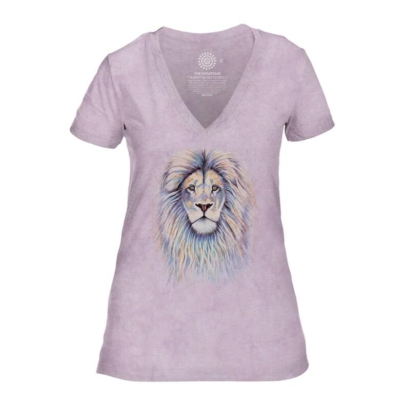 Leo the Lion V-neck