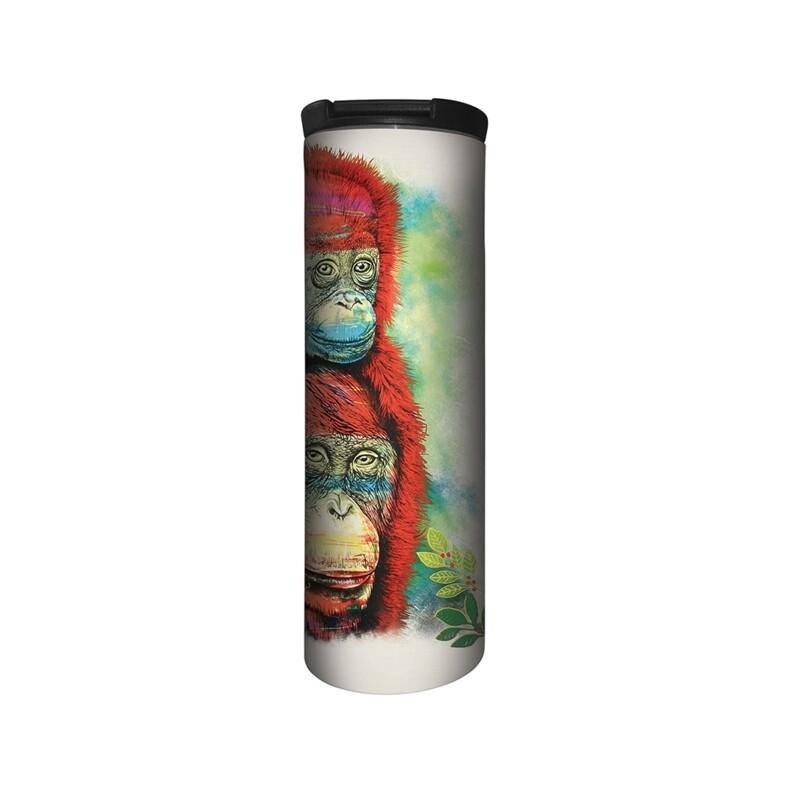 Painted Primates Barista