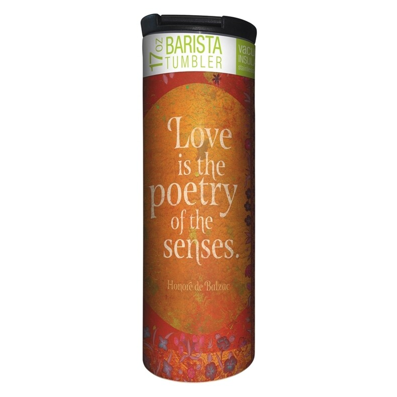Love Is Poetry Barista