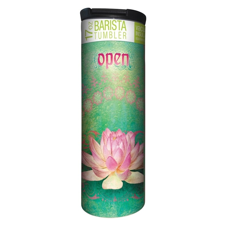 Open Lotus Barista