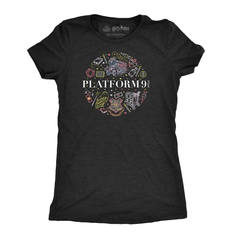 T-Shirt Plattform 9