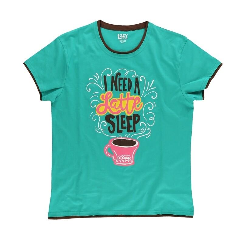 Pyjamastopp Latte Sleep