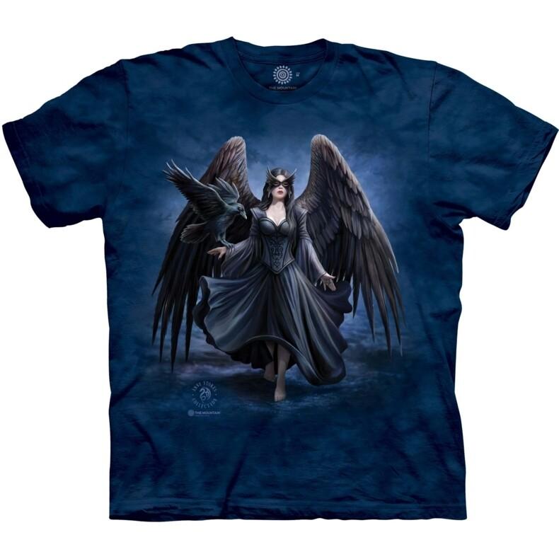 T-Shirt Blue Raven