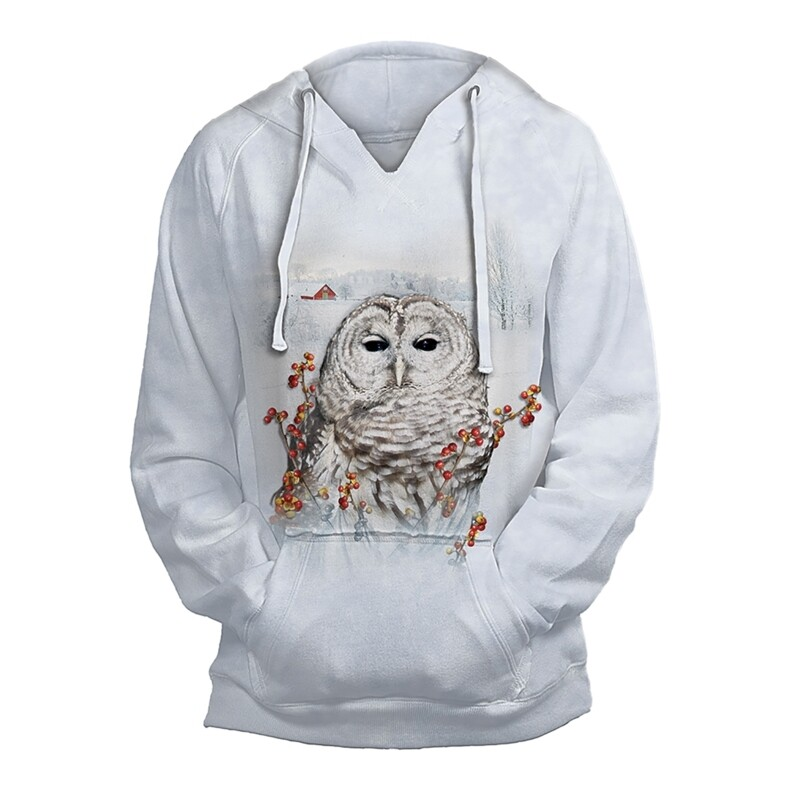 Hoodie Country Owl