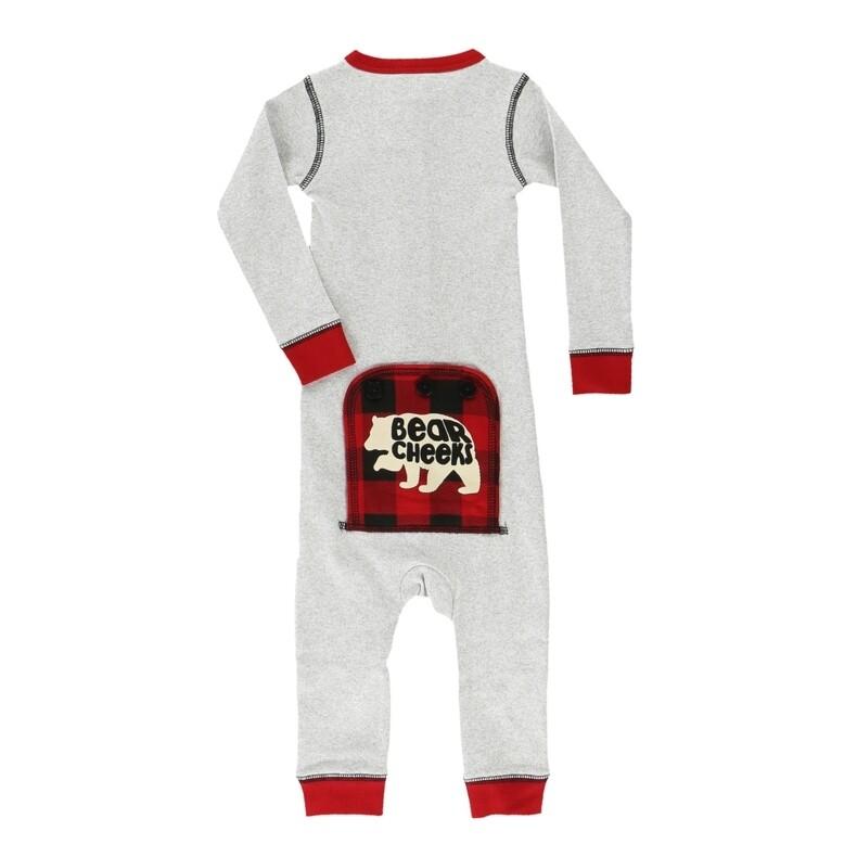 Grey Bear Flapjack Baby