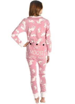 Moose Pink Flapjack
